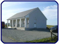 New Golfcourse house at Askernish