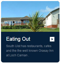 Eating Out on Isle of South Uist