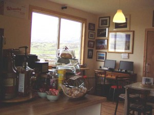 Lochboisdale Cafe and post office
