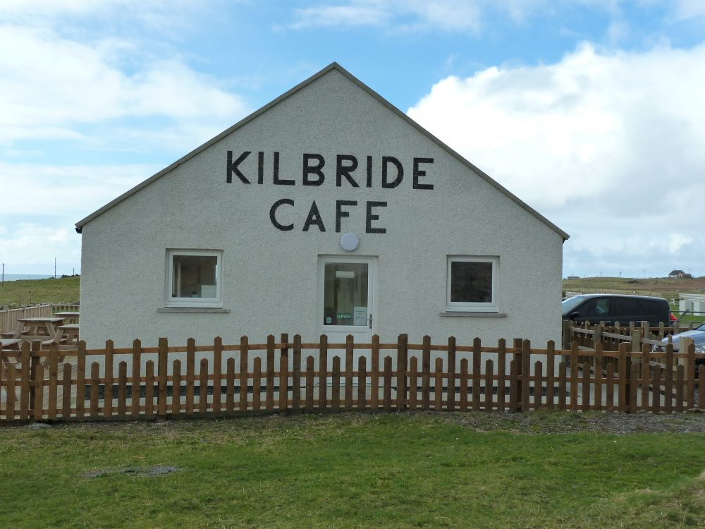 Kilbride Campsite & Cafe