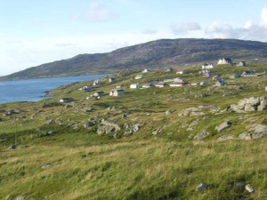 Village on Eriskay