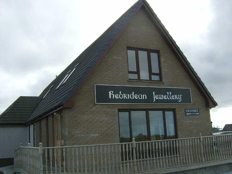 Hebridean Jewellery & Coffee Shop