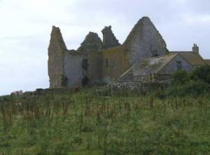 Ormacleit Castle