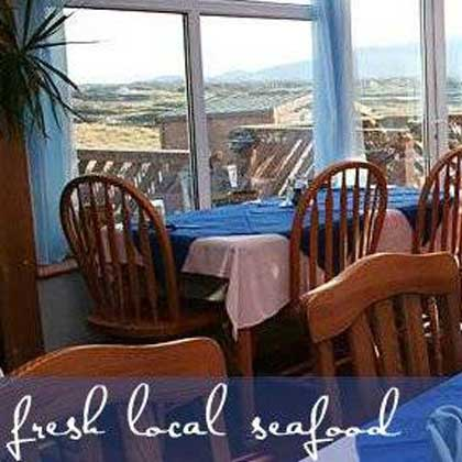 Where to eat on the Isle of South Uist